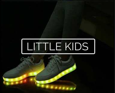 Led Shoes For Little Kids