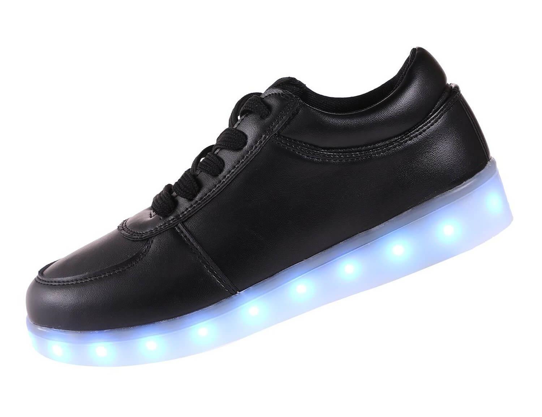 7d11adb66dc5 ... LED Shoes Kids Low Top Black. Sale! 🔍. Previous  Next