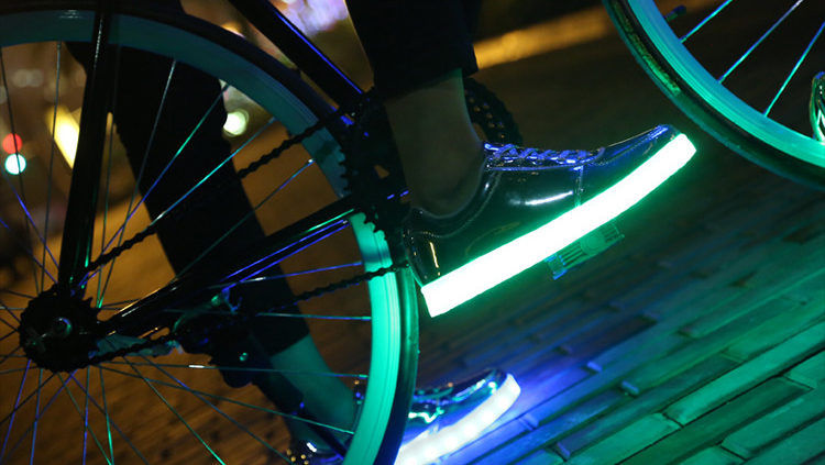 led sneakers for adults