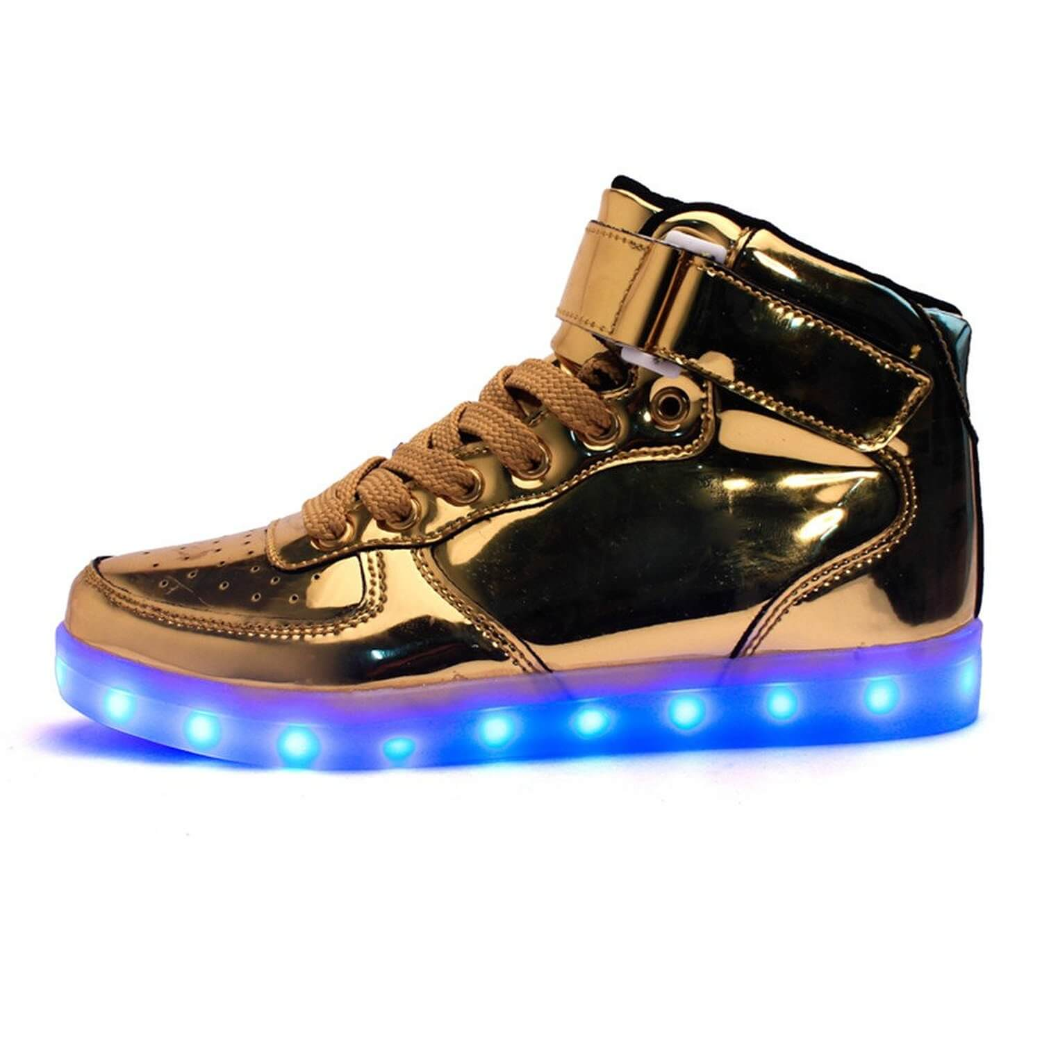 Mens Gold Shoes For Sale