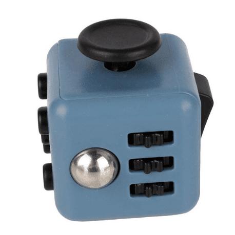 Fidget Cube Blue Black