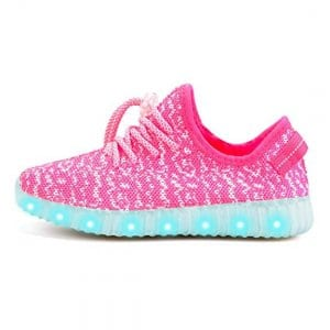 led shoes pink (1)