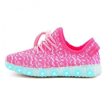 led shoes pink (1)