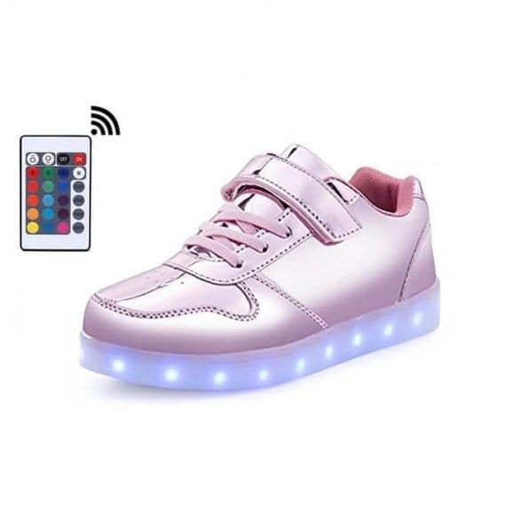led shoes platinum strap (12)