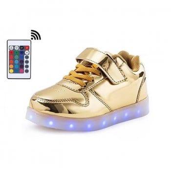 led shoes platinum strap (13)