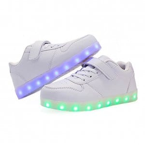 led shoes platinum strap (14)