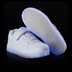 led shoes platinum strap (15)