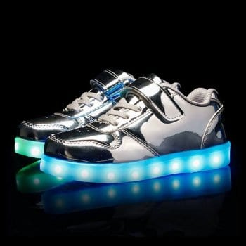led shoes platinum strap (16)