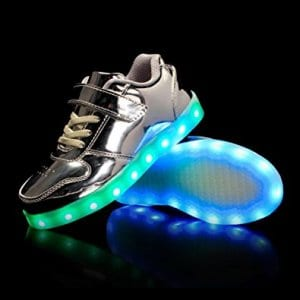 led shoes platinum strap (17)