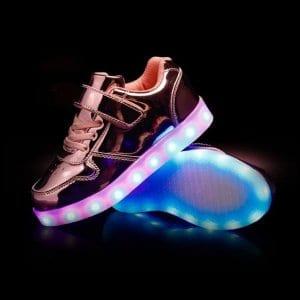 led shoes platinum strap (18)