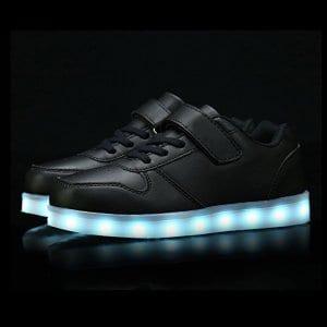 led shoes platinum strap (2)