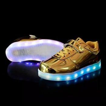 led shoes platinum strap (3)