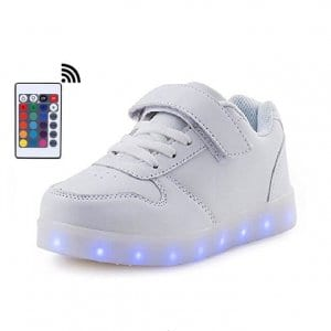 led shoes platinum strap (5)