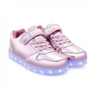 led shoes platinum strap (6)