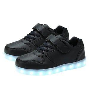 led shoes platinum strap (7)