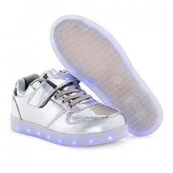 led shoes platinum strap (8)