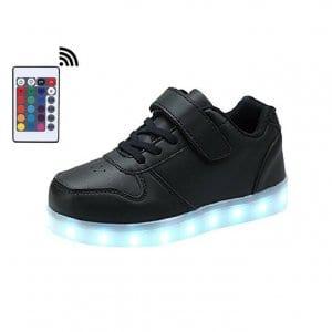led shoes platinum strap (9)