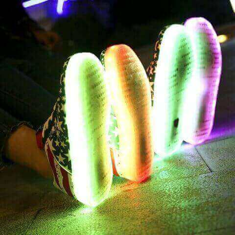 Light Up LED Shoes   Official Brand